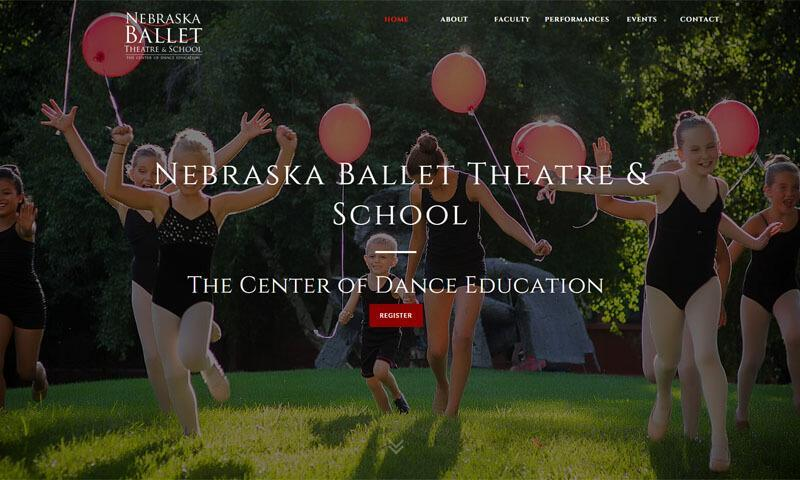 Nebraska Ballet Theatre & School | Lincoln, NE | 2015