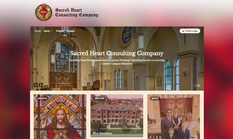 Sacred Heart Consulting Company | Lincoln, NE | 2016