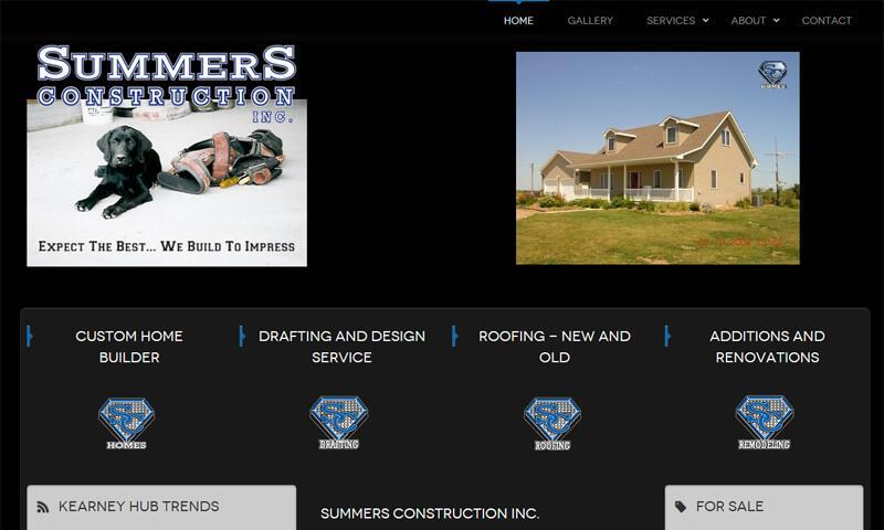 Summers Construction Inc | Kearney, NE | 2009